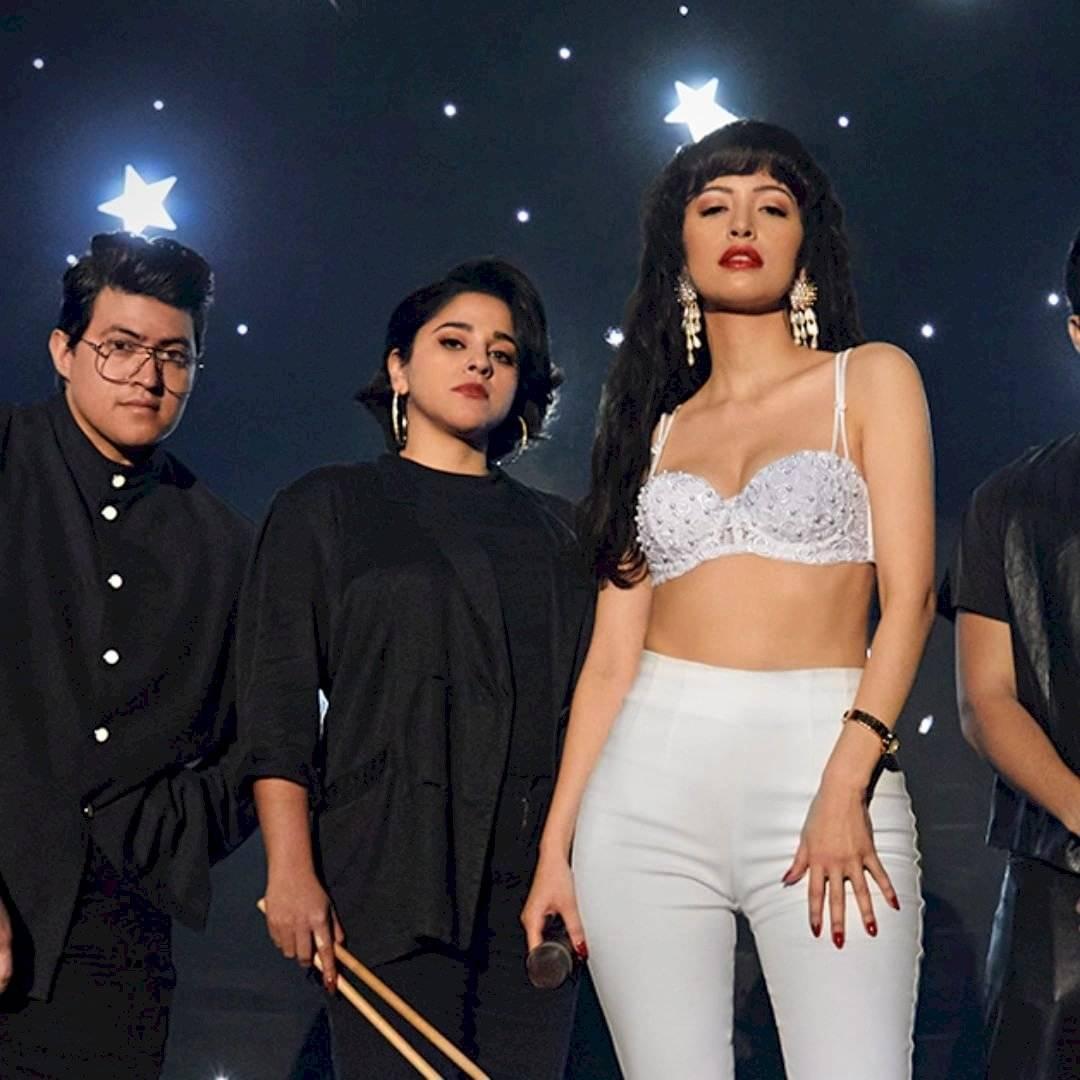 Selena La Serie Netflix