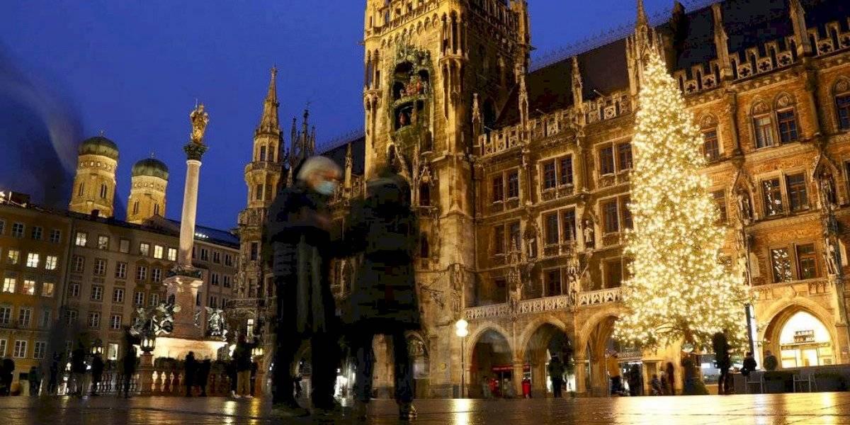 Alemania iniciará en enero vacunaciones contra el coronavirus