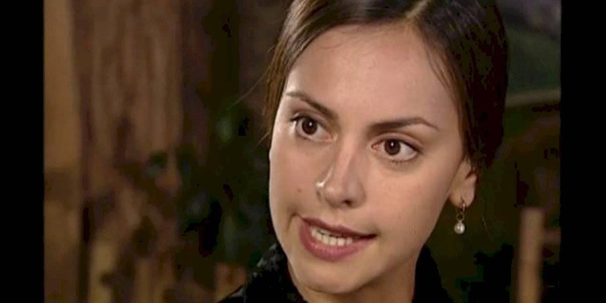 Actriz Claudia Burr fue detenida en fiesta clandestina en Recoleta