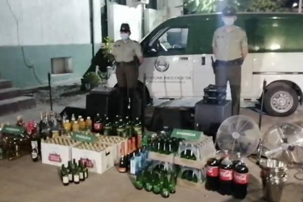 Y siguen los porfiados: 68 detenidos en Barrio Bellavista y otros 11 en Renca por fiestas clandestinas