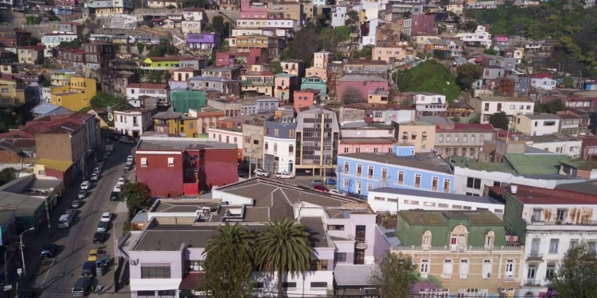 Valparaíso: sortean enorme casona restaurada de 467 metros cuadrados por 10 mil pesos
