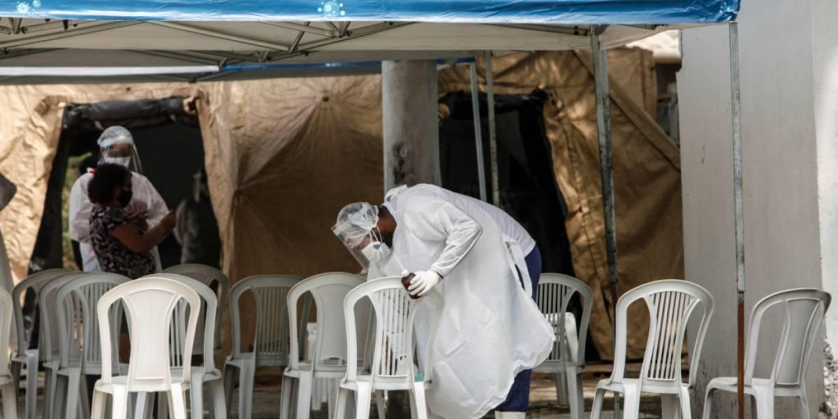 Llegan a Chile lámparas UV que prometen desinfectar hasta el coronavirus