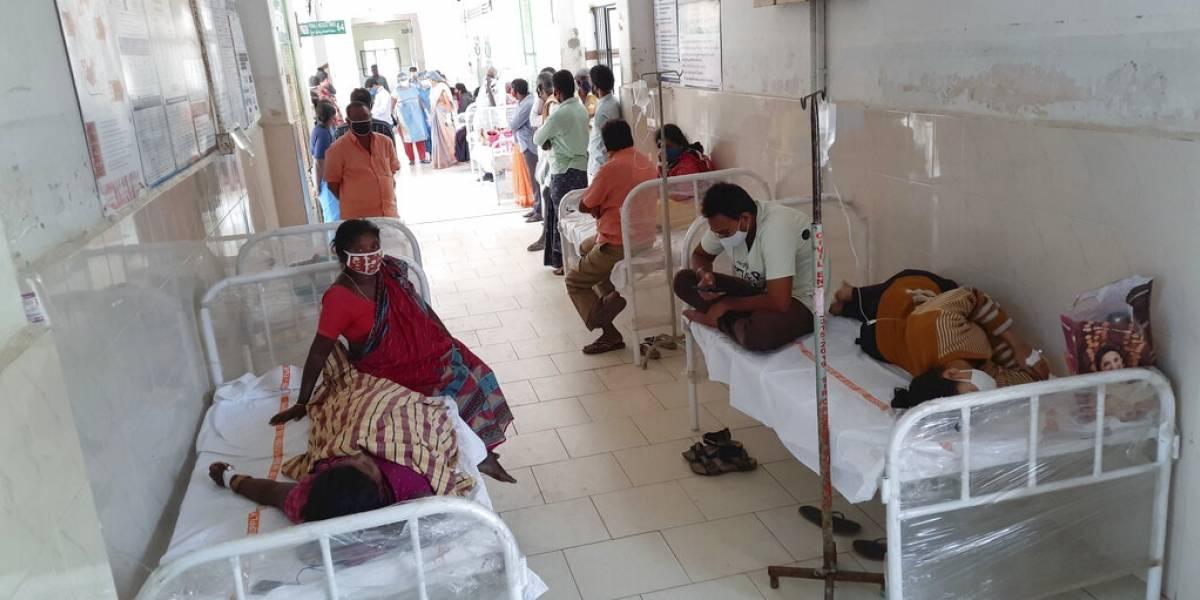 Misteriosa enfermedad causa cientos de hospitalizaciones en India