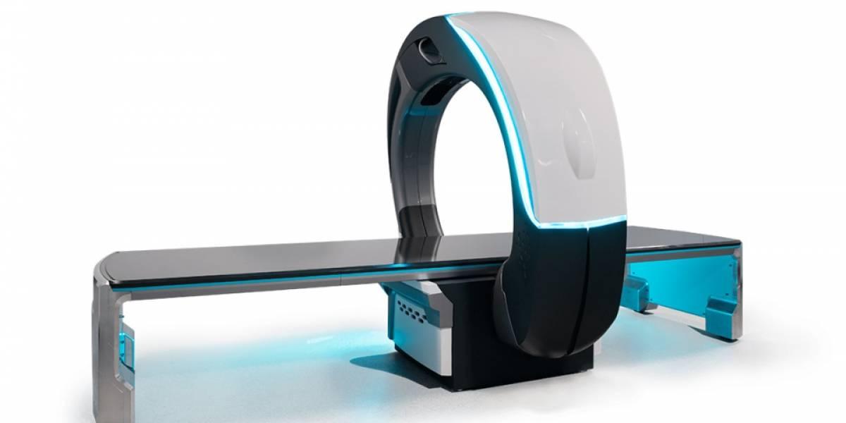 Nanox creó una cama de rayos X inspirada en Star Trek