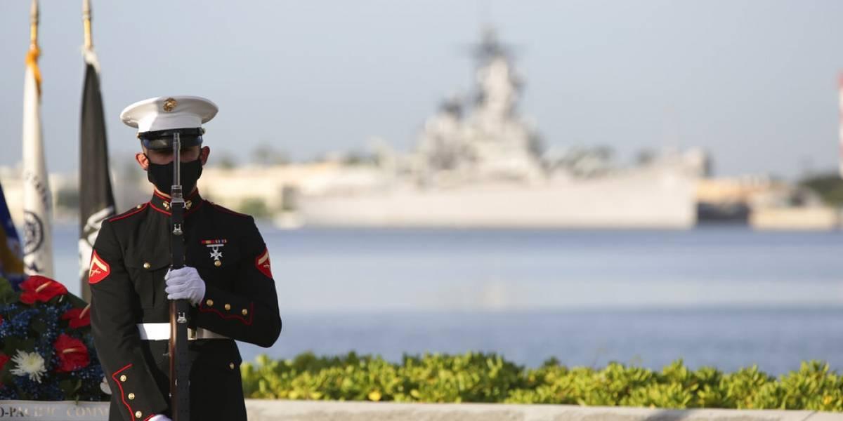Conmemoran de forma limitada aniversario de ataque a Pearl Harbor