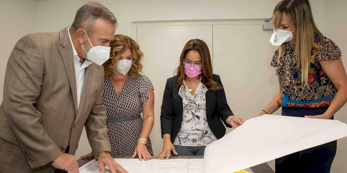 Fundación Hospital Pediátrico inicia construcción de la primera Sala de Radiología Intervencionista Pediátrica