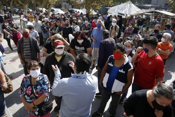 """Sepa por qué en Chile es correcto hablar de """"rebote"""" y no de """"rebrote"""" de la pandemia de coronavirus"""