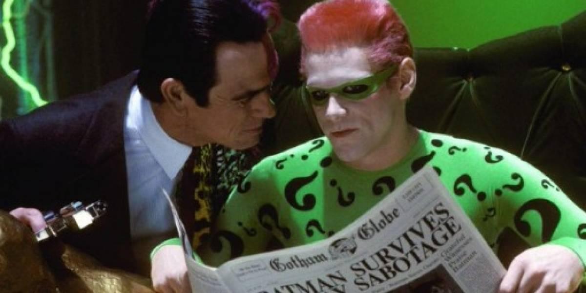 """Jim Carrey volvería a interpretar a """"The Riddler"""" en nueva película de Warner Brothers"""