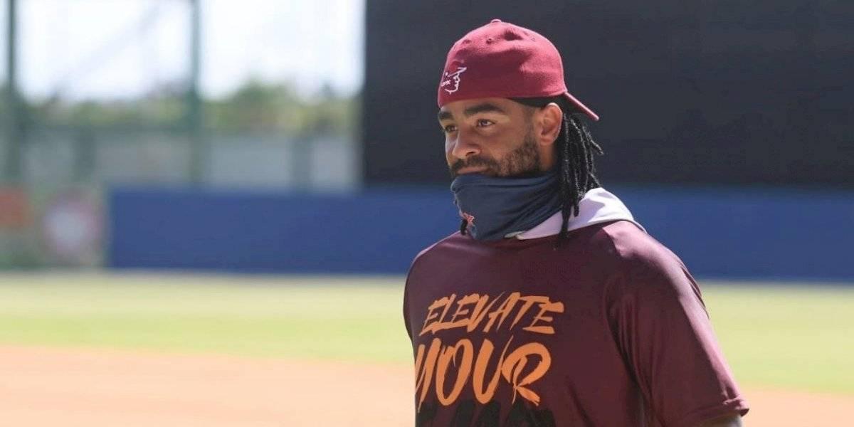 Indios presentan su plantilla para nueva temporada de Liga de Béisbol Profesional Roberto Clemente