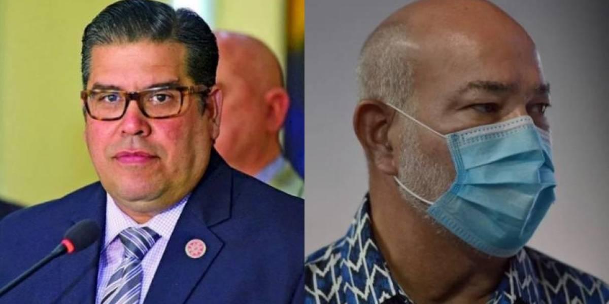 Juez se reserva fallo en demanda de 'Tatito' Hernández contra 'Johnny' Méndez