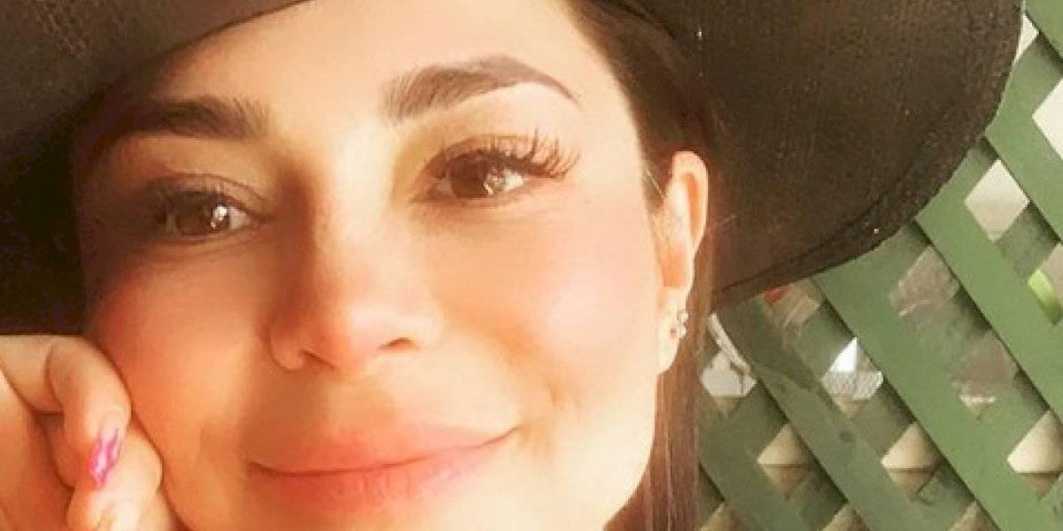 """Antonella Ríos vuelve a sorprender con foto junto a su pololo: """"Diosito me tiene buena"""""""