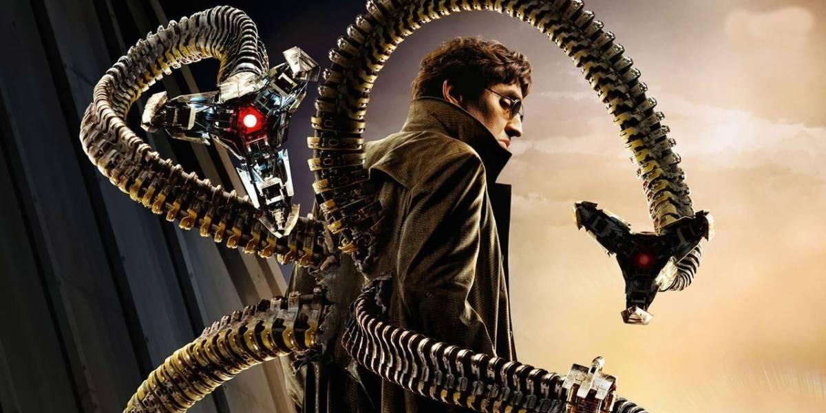 Alfred Molina regresa como Doctor Octopus a Spider-Man 3