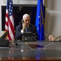 """Mike Pence no descarta invocar la Vigésimo Quinta enmienda si Trump """"se vuelve más inestable"""""""