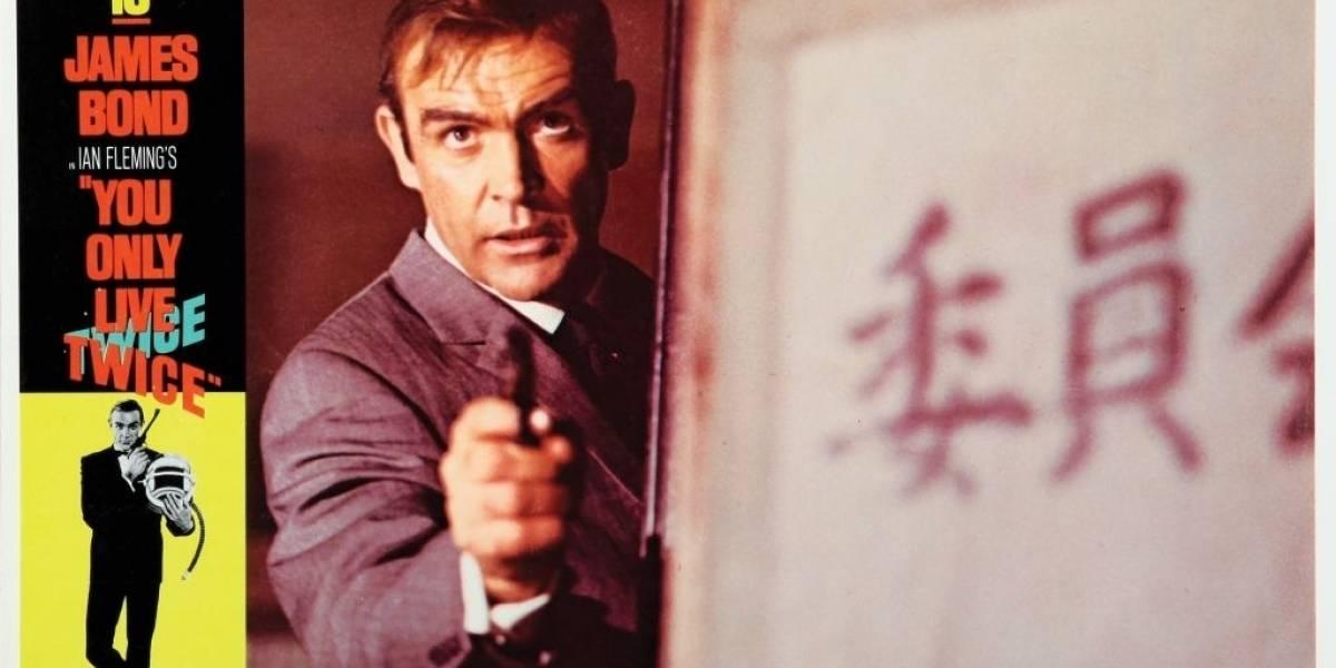 YouTube está transmitiendo las primeras 19 películas de James Bond