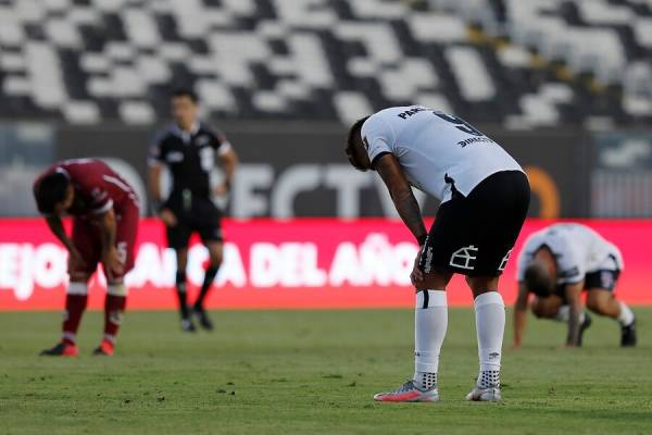 Colo Colo se hunde y mira de reojo la B: así va la tabla de posiciones del Campeonato Nacional 2020