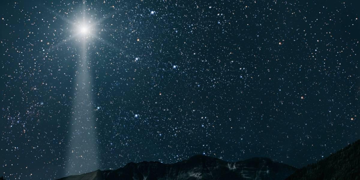 Esta Navidad la estrella de Belén podrá verse por primera vez en 800 años