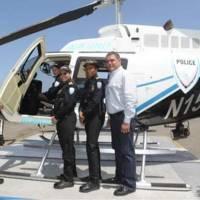Aparece el helicóptero de San Juan, mira la carta que evidencia dónde ha estado desde el 2011