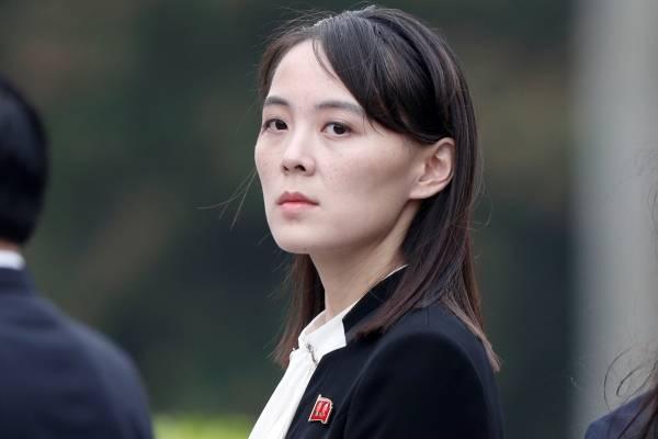 Hermana de Kim Jong-un reaparece y lanza fuerte amenaza a ministra surcoreana