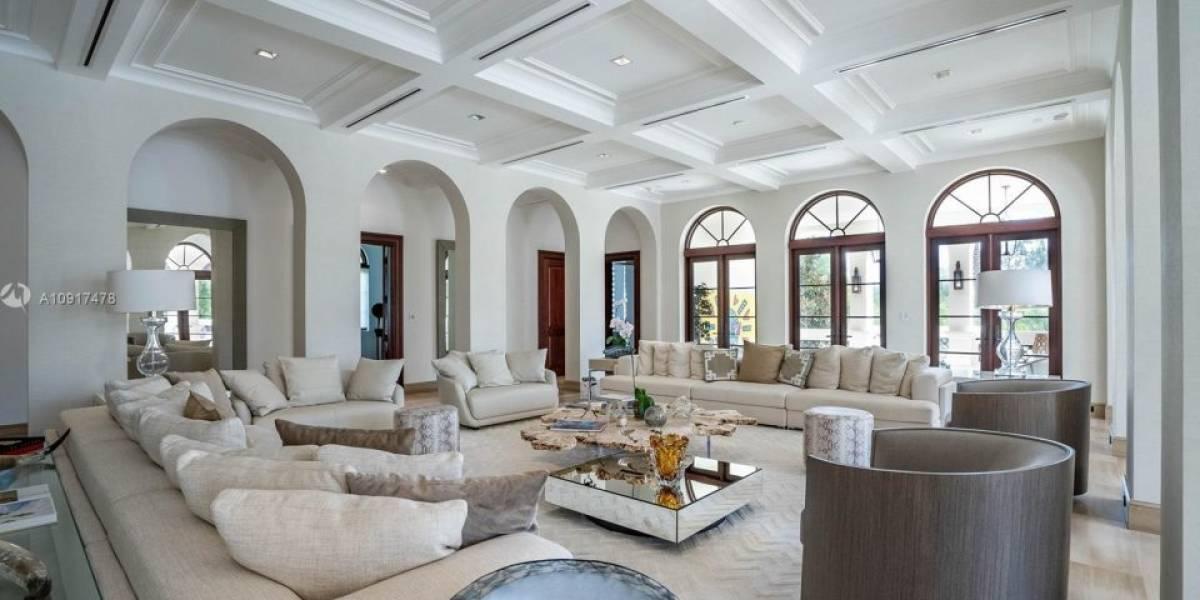 Marc Anthony vende mansion por $22 millones