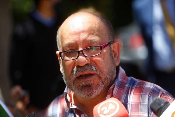"""Rolando Jiménez arremete contra el """"señorito pequeño burgués Giorgio Jackson"""""""