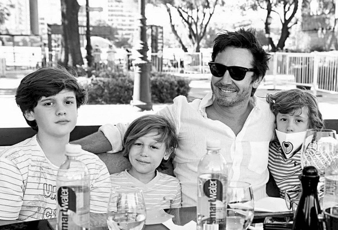 Benjamín Vicuña, Beltrán, Bautista y Benicio