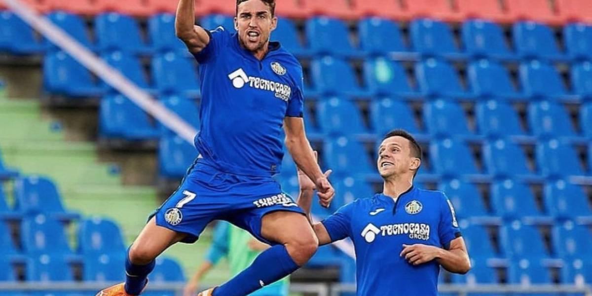 Jaime Mata, el futbolista que debutó a los 30 años en Primera
