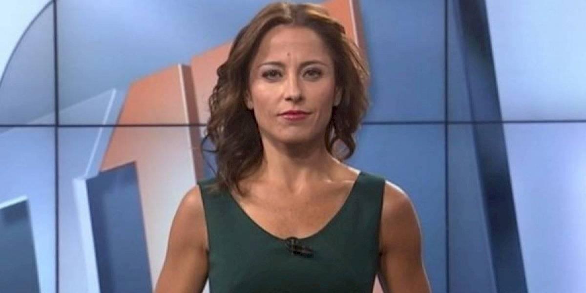 Canal 13 confirma la salida de Constanza Santa María