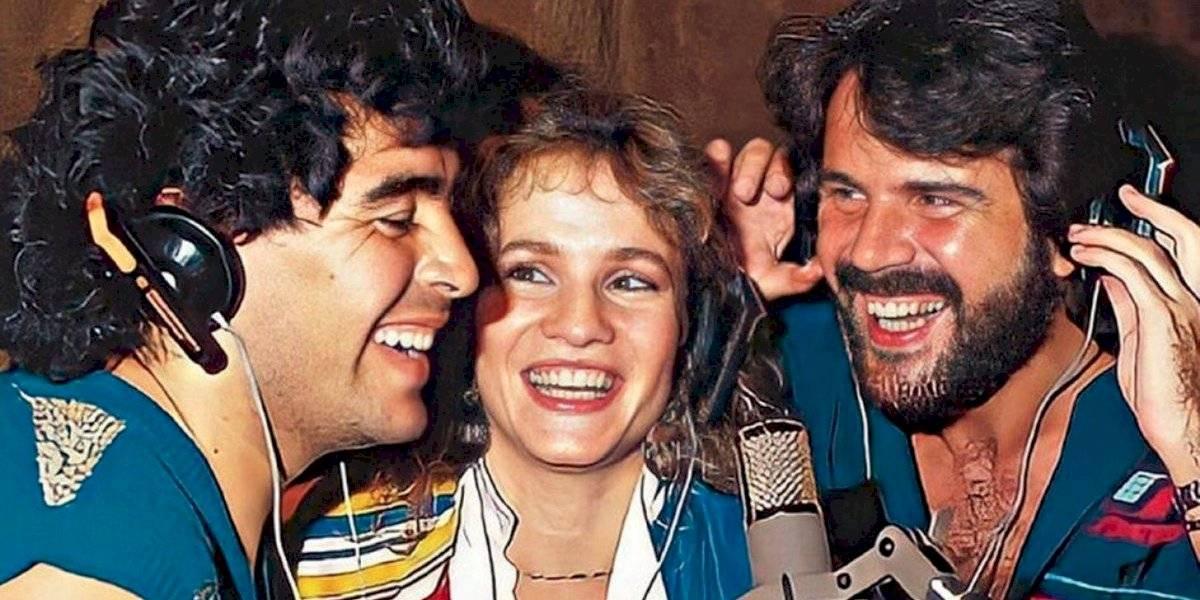 Aseguran que Lucía Galán de Pimpinela habría perdido un embarazo de Diego Maradona