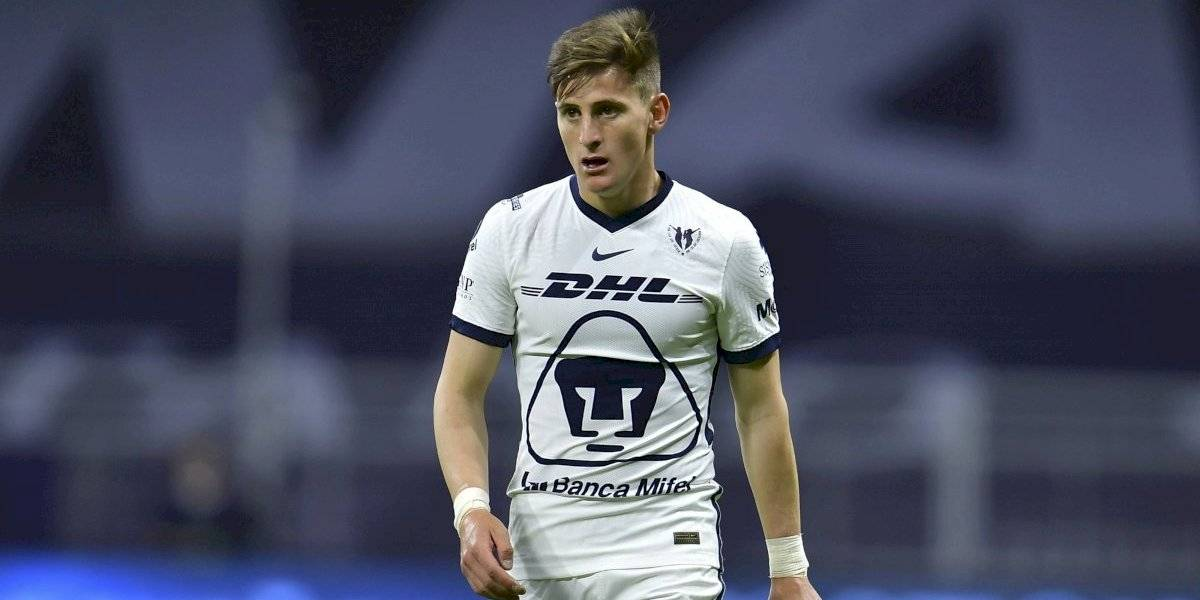 Facundo Waller se pierde la final de ida ante León