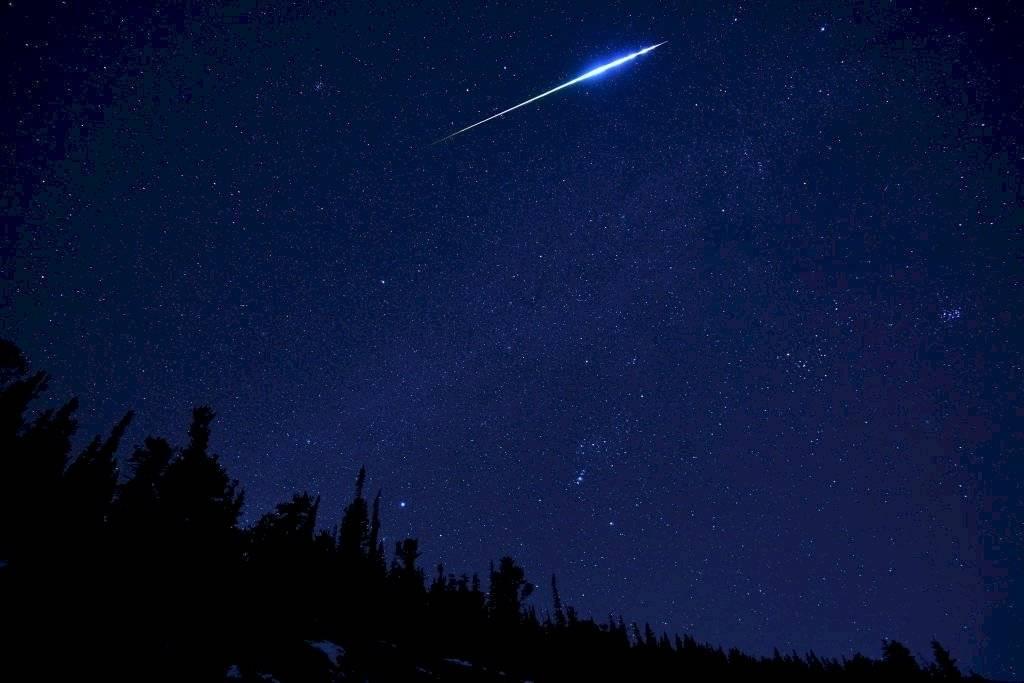 Las Gemínidas, uno de los eventos astronómicos de diciembre.