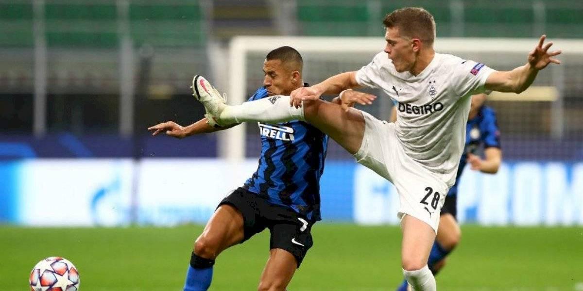 Con Alexis y sin Vidal, el Inter se juega la vida: el grupo de las sorpresas de la Champions puede terminar a toda lógica