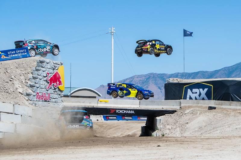 Nitro Rallycross.