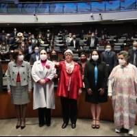 Senado ratifica a Graciela Márquez para INEGI y Galia Borja para el Banxico