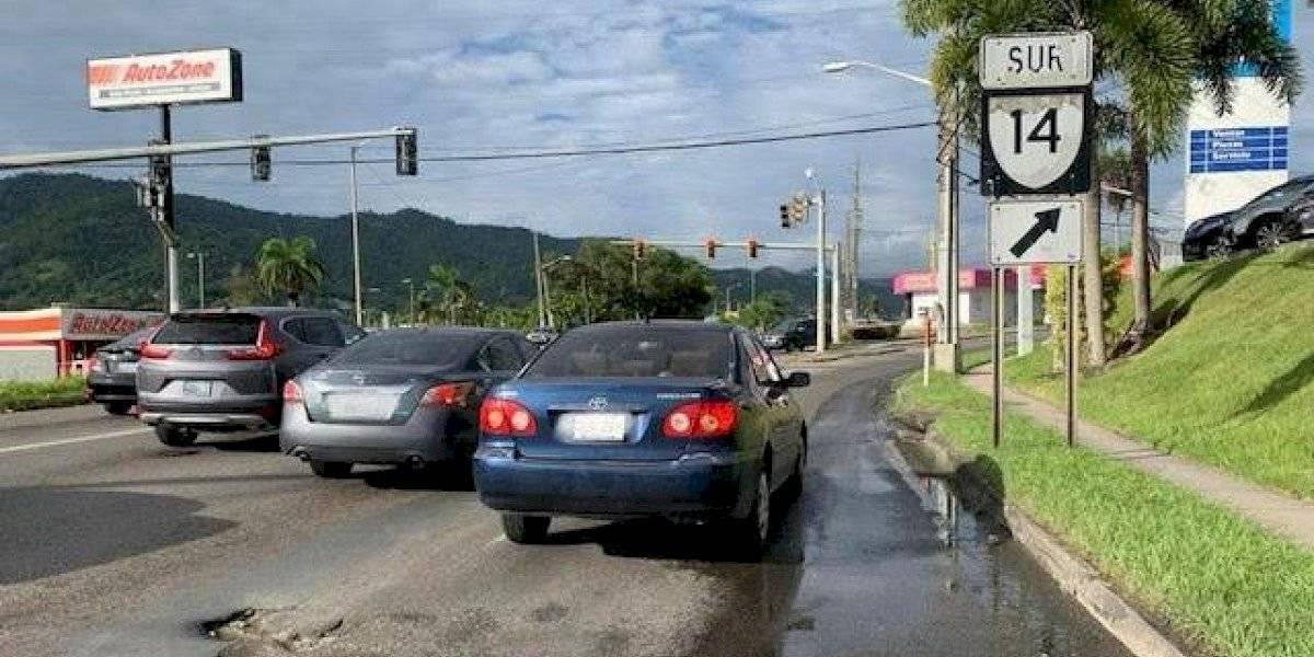 """""""Esbaratás las carreteras estatales en Cayey"""", dice el alcalde"""