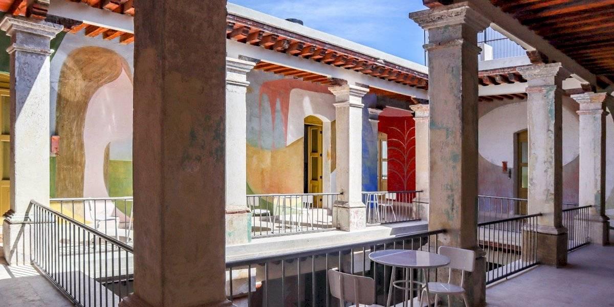 Ahora también podrás disfrutar de un hotel boutique de lujo en Oaxaca