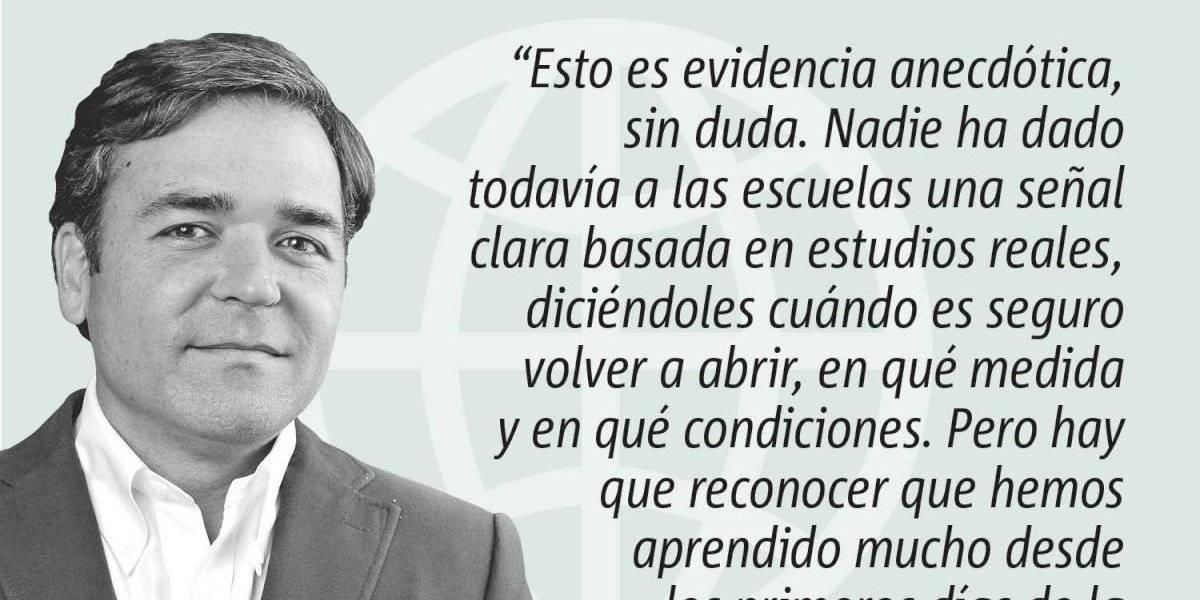 Opinión de Alejandro Figueroa: Reabrir las Escuelas como Prioridad