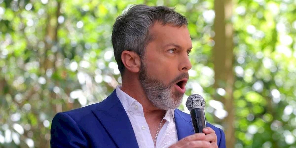 """""""¡Paren la joda"""": Cristián Sánchez explotó contra los """"moralistas"""" tras ser criticado por sus fotos sin mascarilla"""