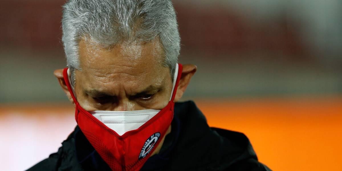 La salida de Reinaldo Rueda de la selección chilena podría concretarse en las próximas horas