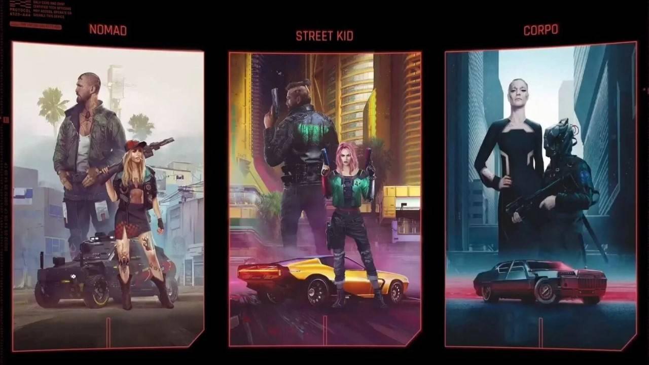 Cyberpunk 2077 pasado de V