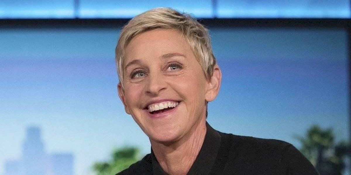 Ellen DeGeneres revela dio positivo a COVID-19