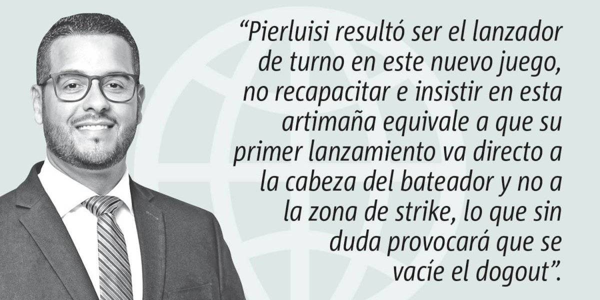 Opinión de Jesús Manuel Ortiz: El primer lanzamiento de Pierluisi