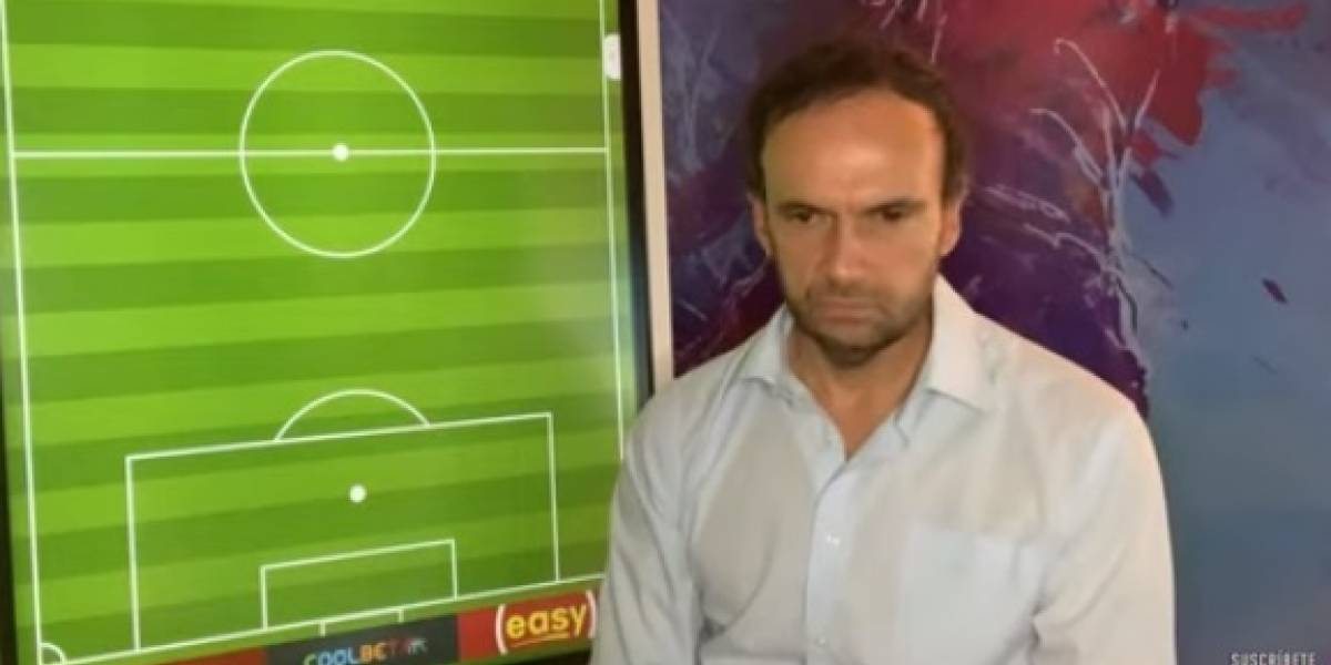 """La rabia de Rodrigo Sepúlveda tras eliminación del Inter en Champions: """"Es un hueón, es un boludo, es un pelotudo Conte"""""""