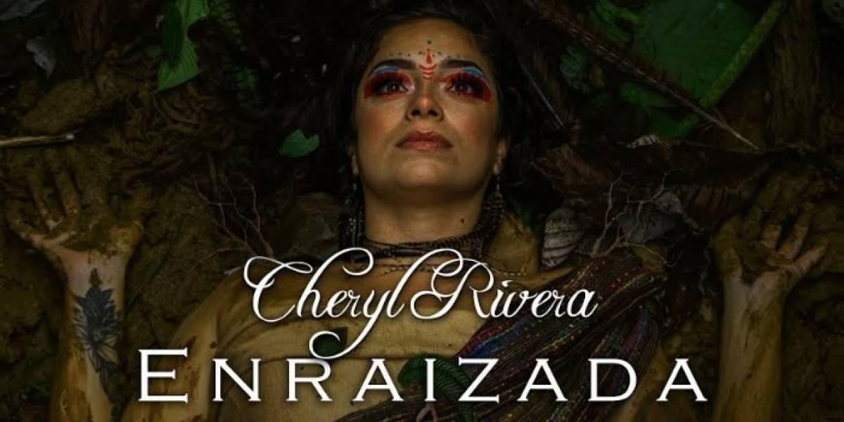 """Cheryl Rivera estrena su nuevo sencillo """"Enraizada"""""""