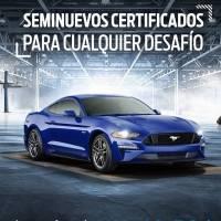 Ford Blue Certificate, seminuevos Ford para cualquier desafío