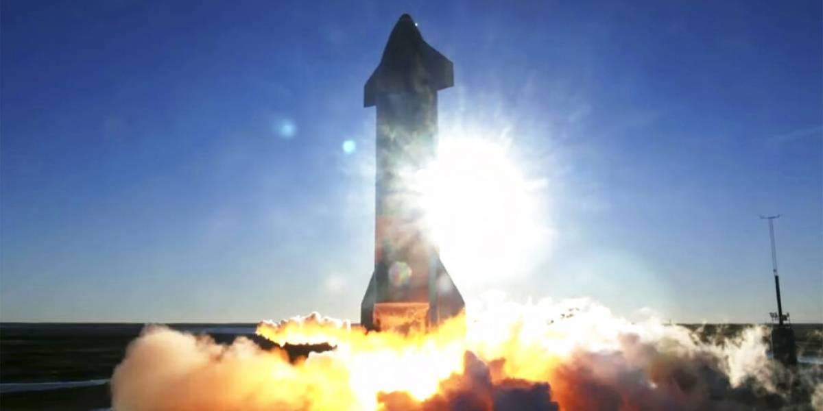 Video: Mira el momento en que el prototipo de nave de SpaceX estalló al intentar regresar a tierra