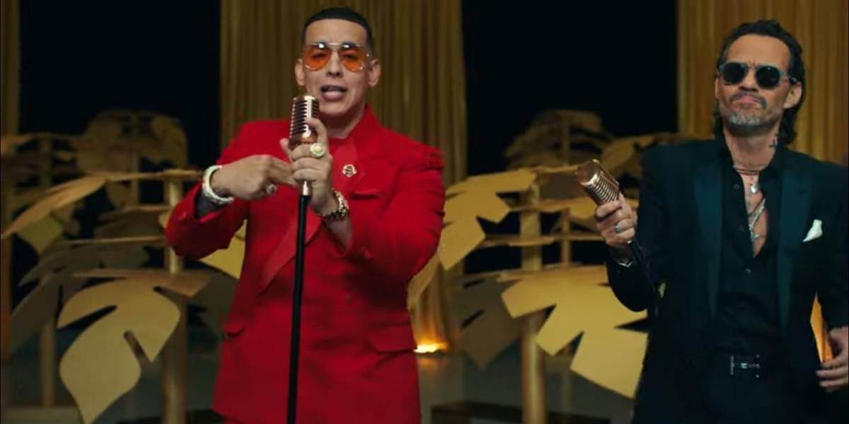 Marc Anthony y Daddy Yankee cantarán juntos en la tarima de Premios Lo Nuestro