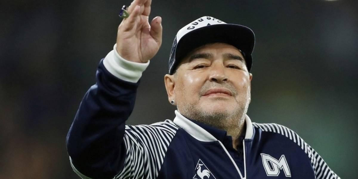 """Video """"El último adiós"""" en homenaje a Diego Armando Maradona vuelve a hacer llorar a los argentinos"""