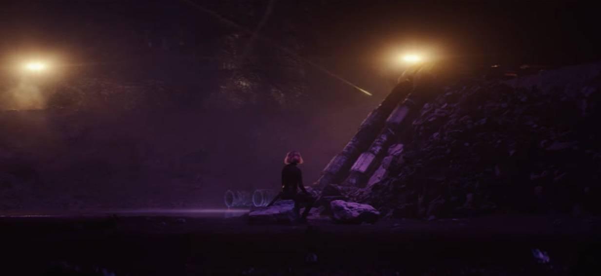 Black Widow trailer de Loki