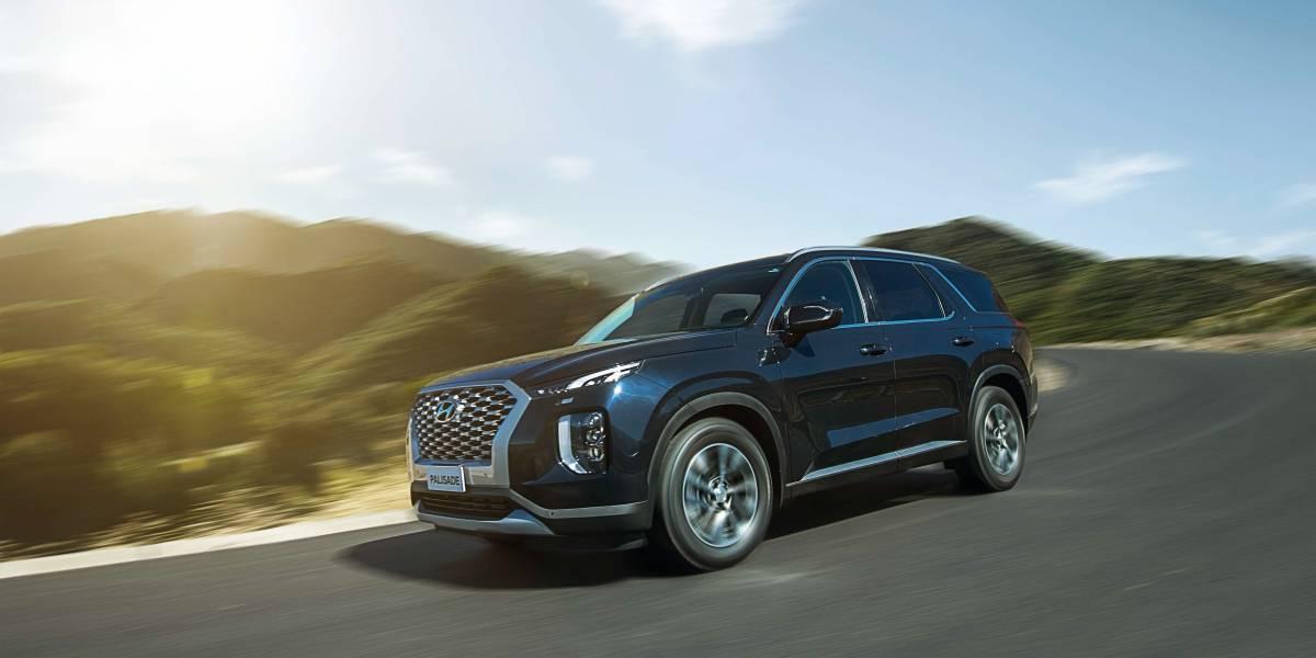 Hyundai ingresa en el segmento premium con el SUV Palisade