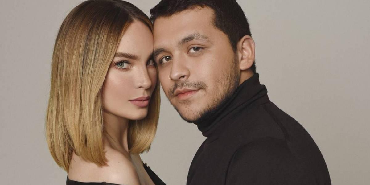 Belinda y Christian Nodal posan para famosa revista y revelan intimidades